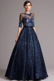 dark blue ball gown oasis amor fashion