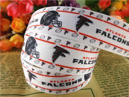 football ribbon 15080610 1 25mm 5 yards sports printed grosgrain ribbons