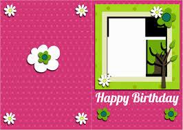kids birthday cards ideas free printable invitation design