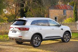 renault nissan cars renault adds diesel power to koleos suv range