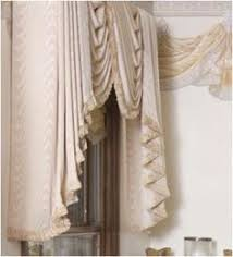 How To Make Curtain Swags How To Make Traditional Swag Curtains Swag Curtains Traditional
