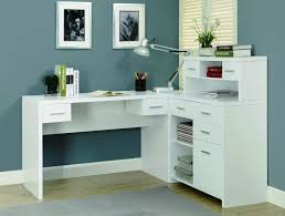 Best Desk L For Home Office Best Office Desk L Shaped With Hutch Deboto Home Design Best L