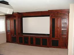 built in home theater cabinets cabinet wholesalers kitchen