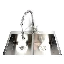 kitchen faucet pull out emodern decor tulip pull out single handle kitchen faucet