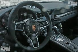 new porsche 2016 world exclusive look inside the new porsche 991 2 with these