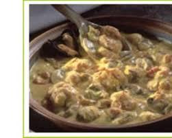 blanquette de veau cuisine az recette blanquette de lotte