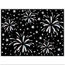 new years backdrop fireworks new years party photo booth backdrop 5ft x 4ft