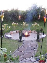 backyards wondrous small backyard fire pit build a simple