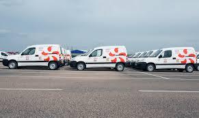 used peugeot vans peugeot vans enhance edf energy u0027s low carbon vehicle fleet