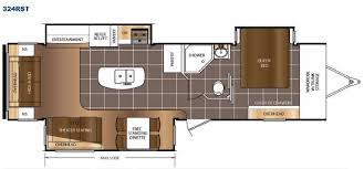lacrosse rv floor plans new 2016 prime time rv lacrosse 324rst travel trailer at fun town