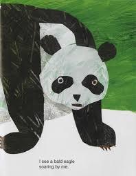 panda bear panda bear what do you see bill martin jr macmillan