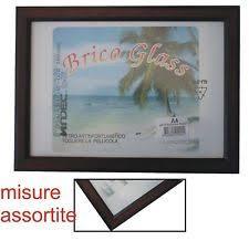 cornici a vista cornici e portafoto da parete ebay