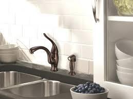 rubbed bronze faucet kitchen marvelous rubbed bronze faucet kitchen impressive ideas