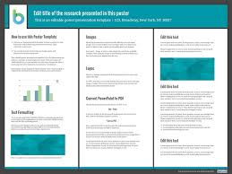 Microsoft Powerpoint Templates For Posters | presentation poster templates free powerpoint templates