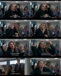 Nurse Jackie Memes - the look on zoey thor and gloria s faces pure confusion