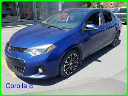 toyota siege used 2014 toyota corolla s sport toit mags siege chauffants