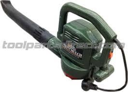 Blower Vaccum Black And Decker Bv200 04 Type 2 Vac U0027n U0027mulch Electric Blower