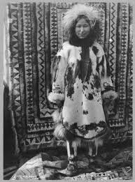 eskimo wearing clothes of all fur world digital library
