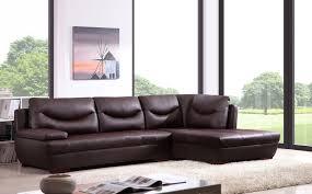 canap d angle cuir chocolat canapés d angle cuir canapé et fauteuil page n 6