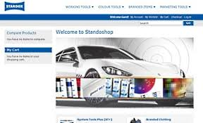 standox car paint systems uk