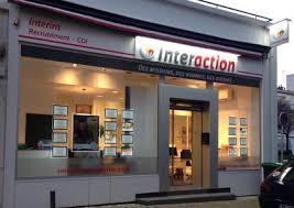 bureau d int駻im agence interim à lorient agence interaction