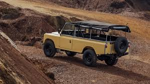 land rover matte land rover 109 beach runner by cool u0026 vintage