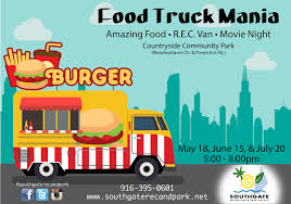 halloween city florin road southgate recreation and park district u0027s food truck mania