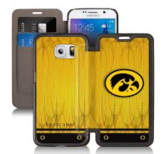 Iowa travel document holder images Iowa hawkeyes galaxy s6 wallet case ncaa 262785316479 16 99 jpg