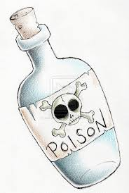 poison bottle tattoo drawing tattoos for girls