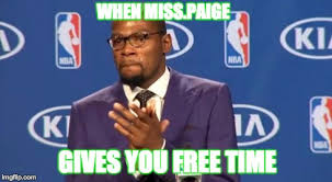 Paige Meme - you the real mvp meme imgflip