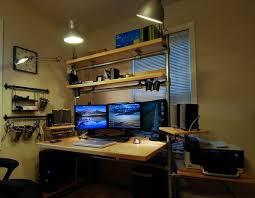 Best Home Computer Desk Built In Computer Desk Ideas Bonners Furniture