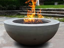 Concrete Firepits Bowls Pit Bowls Ernsdorf Design Concrete Pit Bowls