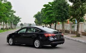 lexus xe hoi toyota avalon giá 2 6 tỷ đồng đắt hơn lexus es250 tại việt nam