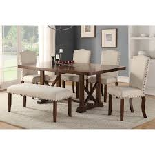 beige dining chair set of 2