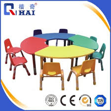 daycare table and chairs kids square shape wood study table chair set used daycare furniture