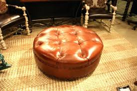 Colored Ottoman Marvelous Colored Leather Ottoman Colored Leather Ottomans Leather