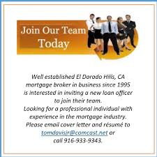 Mortgage Broker Resume Davis And Amaral Mortgage Consultants Home Facebook