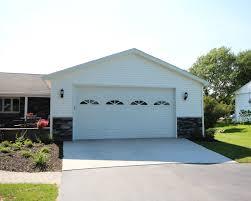 Garage Overhead Doors Prices 16x8 Garage Door With Windows C H I Overhead Doors Model 2298
