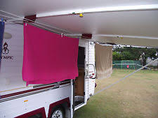 Caravan Pull Out Awnings Caravan Awning Anti Flap Bars Ebay