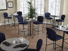 Cafe Style Dining Chairs The Mayline Cafe Tables Chairs And Stools Offer Contemporary