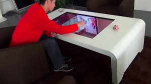Touch Screen Coffee Table by Touch Screen Coffee Table Youtube Buy Maxresde Thippo