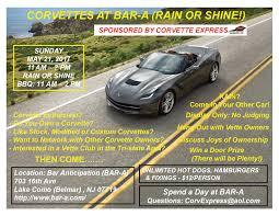 tri state corvette corvette express