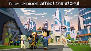 minecraft story mode season two android apps on play