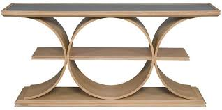 Contemporary Console Table Vanguard Furniture Thom Filicia Home Collection Strathmore