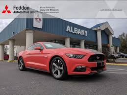 2016 ford mustang used 2016 ford mustang for sale albany ga