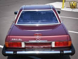 mercedes showroom exterior 1985 mercedes benz 380sl gateway classic cars 27