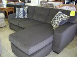 Small Sectional Sofa With Chaise Lounge by U Shaped Gray Velvet Sectional Sofa For Loft Living Room With