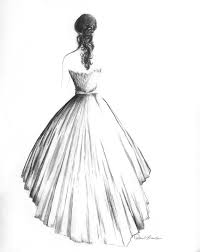 drawing wedding dresses wedding dress paintings by diane bronstein paintings and sketches