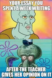 Meme Writing Generator - squidward meme imgflip