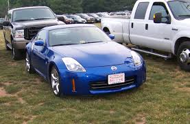 Nissan 350z Blue - 2007 nissan 350z enthusiast 1 4 mile drag racing timeslip specs 0